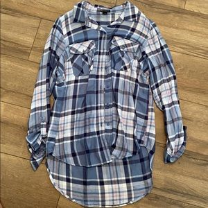 Women's flannel Blouse